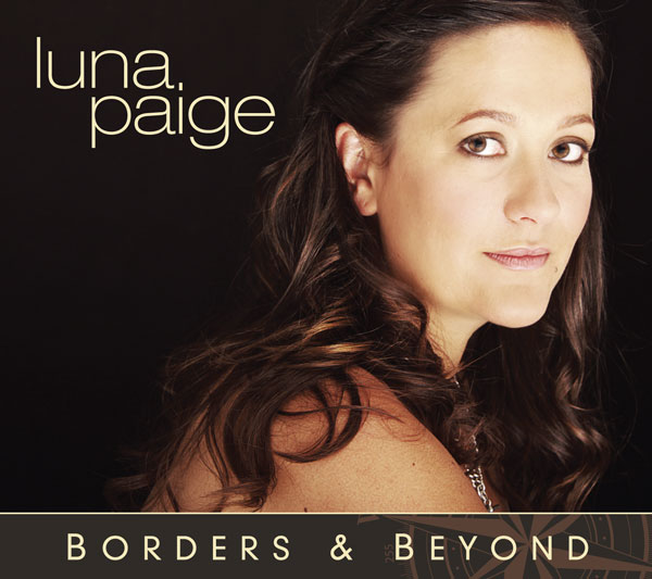 luna paige - borders and beyond album
