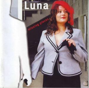 Luna Paige, Missing Pieces album cover front